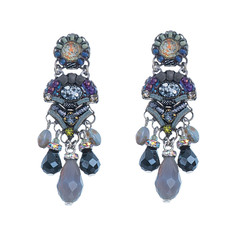 Ayala Bar Hemlock Earrings Blue