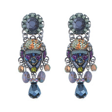 Blue Ayala Bar Hemlock Earrings