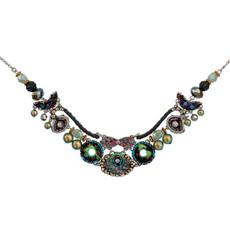 Ayala Bar Jewellery Ocean Drift Green Necklace