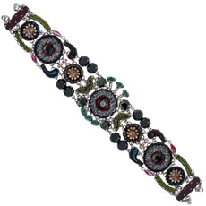 Black Nighthawk bracelet by Ayala Bar Jewelry