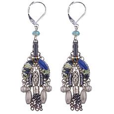 Ayala Bar Jewellery West Wind Purple Earrings