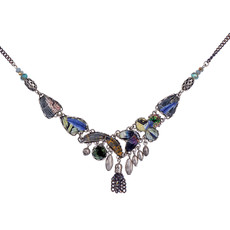 Purple West Wind necklace from Ayala Bar Jewelry