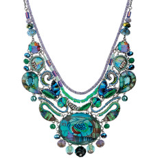 Turquoise Revelation necklace by Ayala Bar Jewelry
