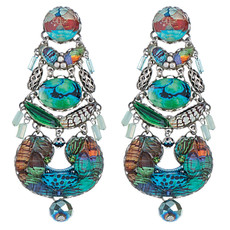 Ayala Bar Revelation Style Earrings