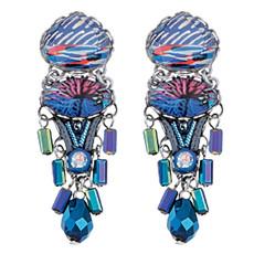 Blue Ayala Bar Jewelry Insight Style Earrings