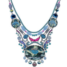 Blue Illumination necklace from Ayala Bar Jewelry