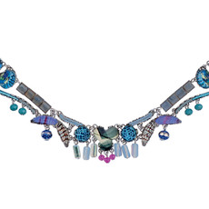 Blue Illumination style necklace by Ayala Bar Jewelry