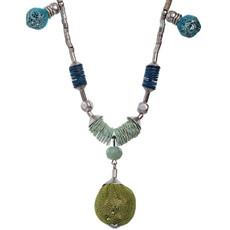 Ayala Bar Jewelry  Green Necklace