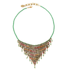 Michal Negrin Galaxy Necklace - Multi Color