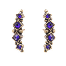 Michal Negrin Evolution Earrings - Multi Color