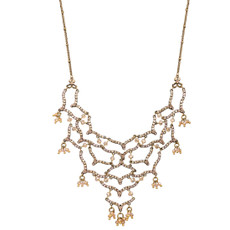 Michal Negrin Flashback Necklace - Multi Color