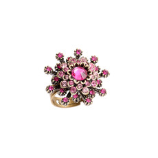 Michal Negrin Shape Shift Ring - Multi Color