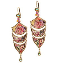 Michal Negrin Fade Earrings - Multi Color