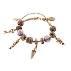 Michal Negrin Keychain Bracelet - Multi Color