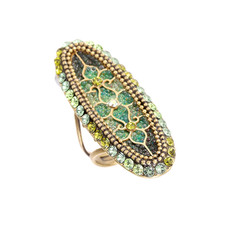 Michal Negrin Stone Ring - Multi Color