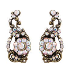 Michal Negrin Morning Dew Earrings - Multi Color
