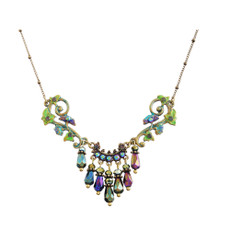 Michal Negrin Woods Necklace - Multi Color