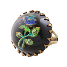 Michal Negrin Frozen in Time Ring - Multi Color