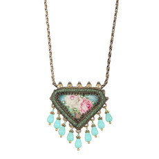 Michal Negrin Daytime Necklace - Multi Color