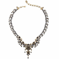 Michal Negrin Style Necklace - Multi Color
