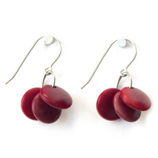 Encanto Gray Arietta Earrings - Multi Color