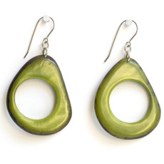 Encanto Loop Earrings - Multi Color