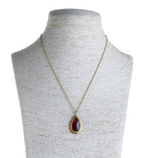 Nava Zahavi Sweet Tourmaline Gold Necklace - New Arrival
