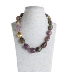 Nava Zahavi Blissful Tourmaline Necklace - New Arrival