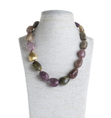 Nava Zahavi Blissful Tourmaline Necklace - New Arrival