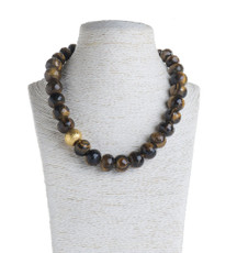 Nava Zahavi Tigers Eye Necklace - New Arrival