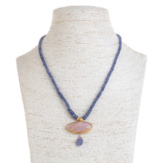 Intuition Necklace  by Nava Zahavi - New Arrival