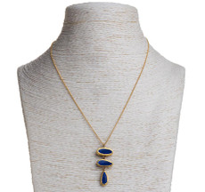 Opal Pyramid Necklace by Nava Zahavi - New Arrival