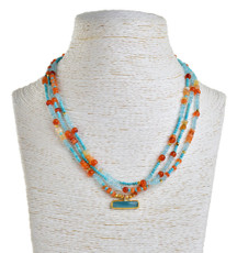 Happiness Journey Neckalce by Nava Zahavi - New Arrival