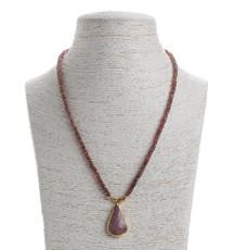 Fall in Love Necklace by Nava Zahavi - New Arrival