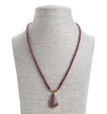 Fall in Love Necklace by Nava Zahavi - New Arrival