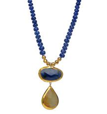 Royalty Sapphire Necklace by Nava Zahavi - New Arrival