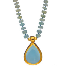 Sea of Love Necklace by Nava Zahavi - New Arrival