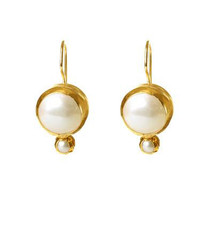 Perfect Bridal Pearl Earrings - New Arrival