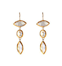 Chandelier Moonstone Earrings - New Arrival