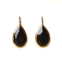 Perfect Onyx Earrings by Nava Zahavi  - New Arrival