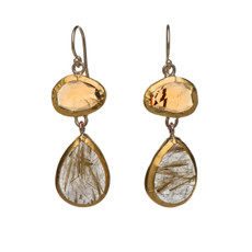 Desert Sun Earrings by Nava Zahavi - New Arrival