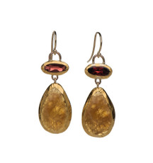 Grateful Earrings by Nava Zahavi - New Arrival