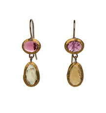 Harmony Tourmaline Earrings by Nava Zahavi - New Arrival