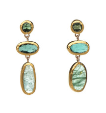 Jasmine Tourmaline Earrings by Nava Zahavi - New Arrival