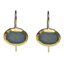 Labradorite Classic Earrings - New Arrival