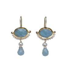 Magnificent Earrings by Nava Zahavi - New Arrival