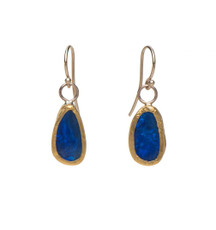 New Horizon Opal Earrings by Nava Zahavi - New Arrival