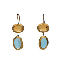 Nava Zahavi Sea and Sun Earrings - New Arrival
