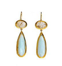 Seaborne Earrings by Nava Zahavi - New Arrival