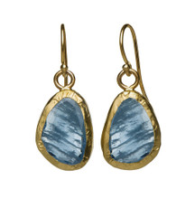 Sheer Joy Aquamarine Earrings by Nava Zahavi - New Arrival